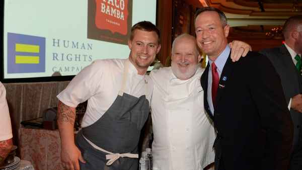 HRC to Honor Late Michel Richard at Chefs for Equality