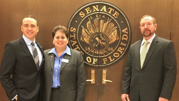 HRC Joins Forces with Democratic Hispanic Caucus of Florida on Lobby Day
