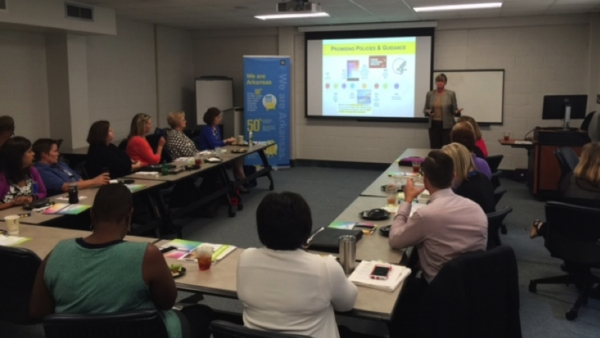 HRC Arkansas Hosts HEI Lunch and Learn