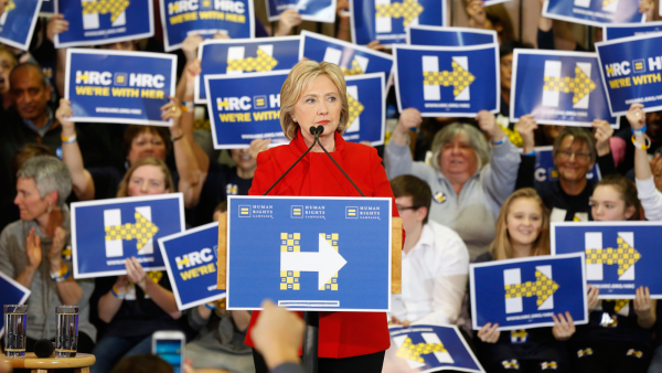 HRC Responds to Results from Today's Presidential Primary Contests