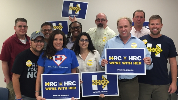 HRC Holds Voter Mobilization Workshops in Texas