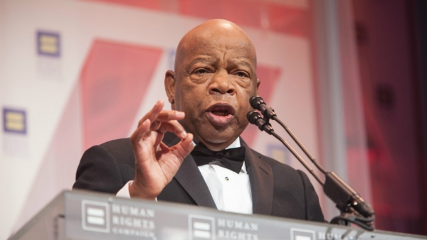 16 Inspirational Voices for LGBTQ Equality in 2016: John Lewis