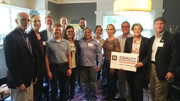Washington State New Democrat Delegation Joins Roundtable with LGBTQ Advocates
