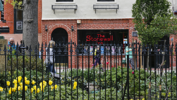LGBTQ Pride Month Culminates with Stonewall Anniversary