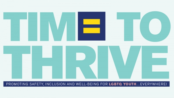HRC Foundation Pulls Nationally-Acclaimed Time to THRIVE Conference Out Of Tennessee