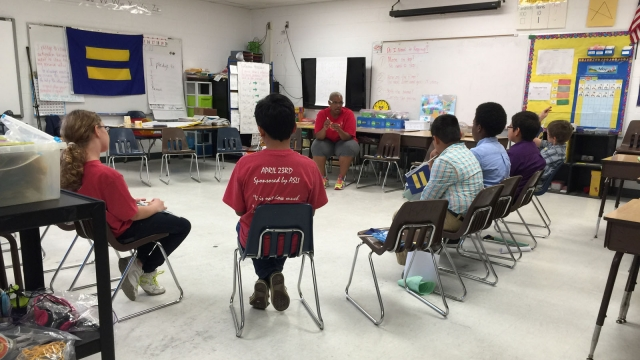 HRC Arkansas Hosts Workshops for Teach for America Summit