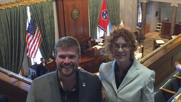 Spending a Week in the Tennessee State Capitol with Local Advocates
