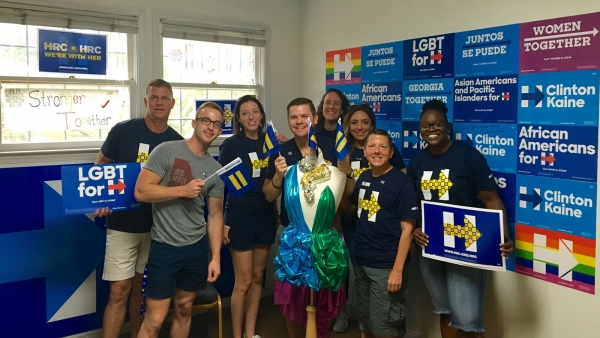 Four Ways to Get Involved With HRC's Vote Equality Efforts in Georgia